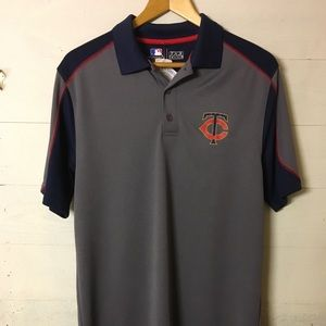 NWT Minnesota Twins MLB Polo